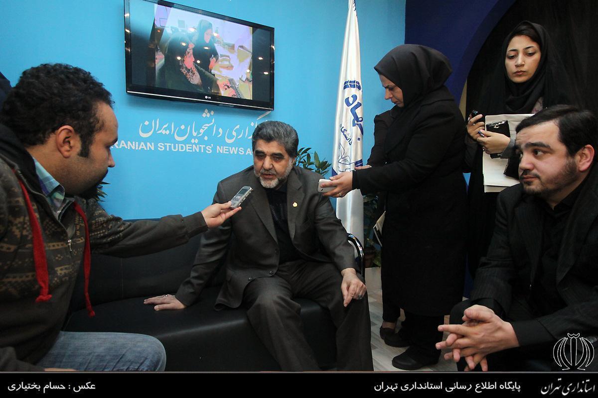 سیدحسین هاشمی/استاندار تهران