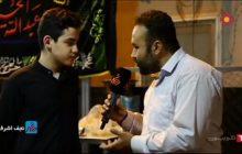 گزارش سیدمیثاق اختر در اربعین حسینی از فعالیت موکب ها