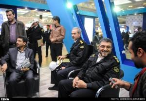 حسینی/رییس پلیس راهور تهران بزرگ
