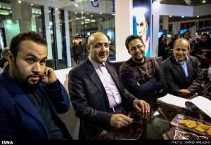 چاوشی/معاون سیاسی اجتماعی استانداری تهران