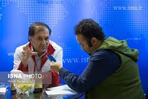 مرتضی سلیمی، سرپرست سازمان امداد و نجات سازمان هلال احمر