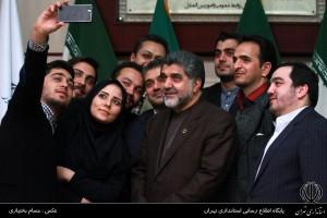 هاشمی/استاندار تهران